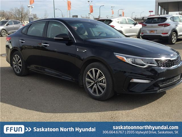 2019 Kia Optima LX+ (Stk: B7297) in Saskatoon - Image 1 of 25