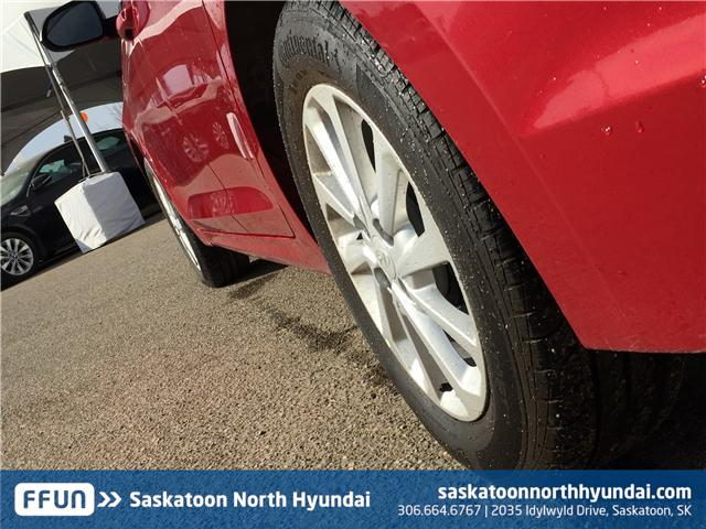 2018 Hyundai Accent GL (Stk: B7281) in Saskatoon - Image 10 of 25