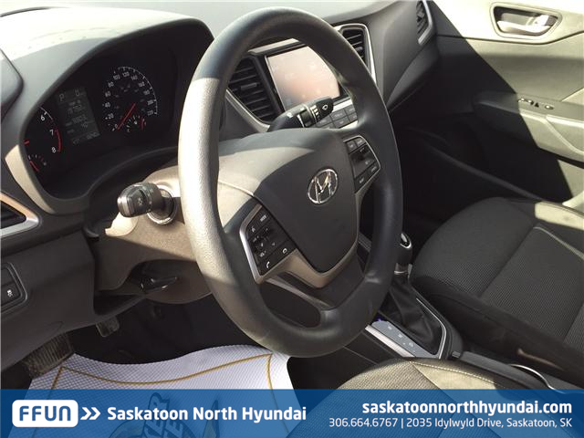 2018 Hyundai Accent GL (Stk: B7281) in Saskatoon - Image 12 of 25