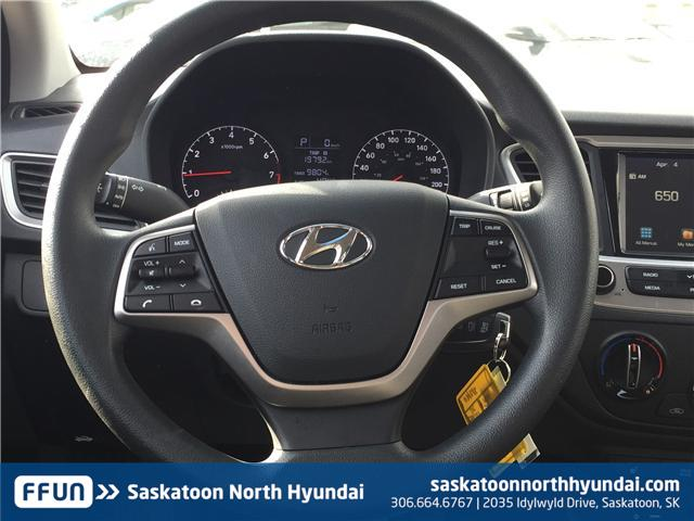 2018 Hyundai Accent GL (Stk: B7281) in Saskatoon - Image 18 of 25