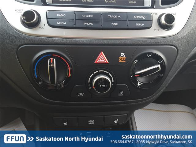 2018 Hyundai Accent GL (Stk: B7281) in Saskatoon - Image 22 of 25
