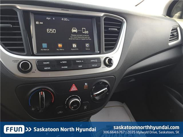 2018 Hyundai Accent GL (Stk: B7281) in Saskatoon - Image 24 of 25