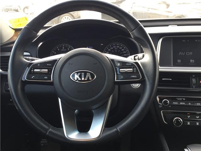 2019 Kia Optima LX+ (Stk: B7297) in Saskatoon - Image 17 of 25
