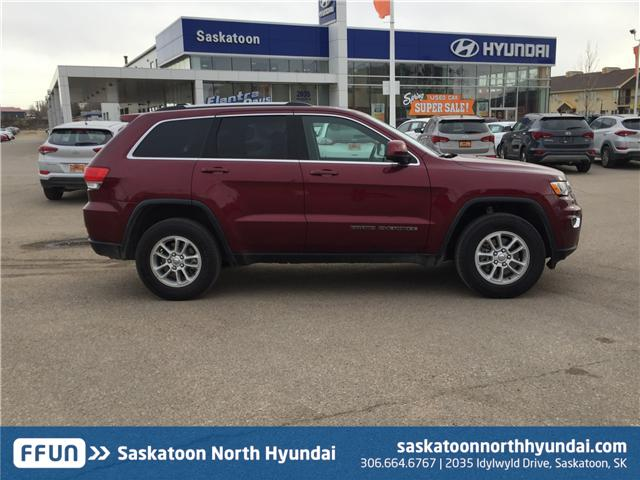 2018 Jeep Grand Cherokee Laredo (Stk: B7261) in Saskatoon - Image 2 of 24
