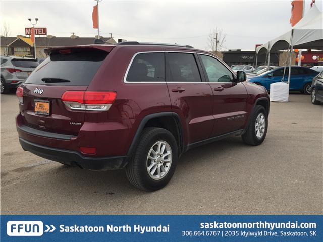 2018 Jeep Grand Cherokee Laredo (Stk: B7261) in Saskatoon - Image 3 of 24