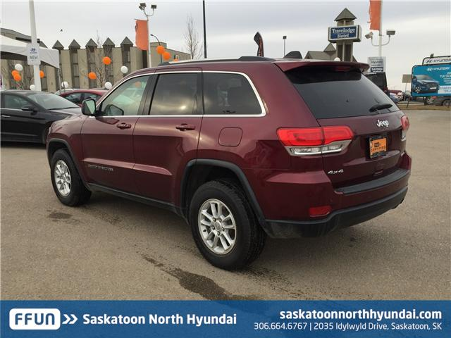 2018 Jeep Grand Cherokee Laredo (Stk: B7261) in Saskatoon - Image 5 of 24