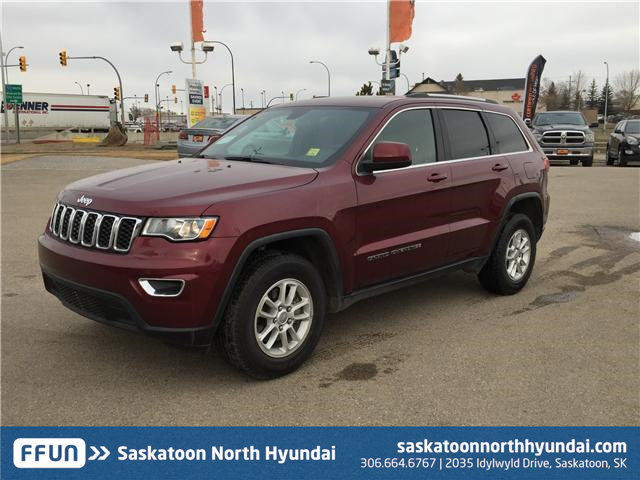 2018 Jeep Grand Cherokee Laredo (Stk: B7261) in Saskatoon - Image 7 of 24
