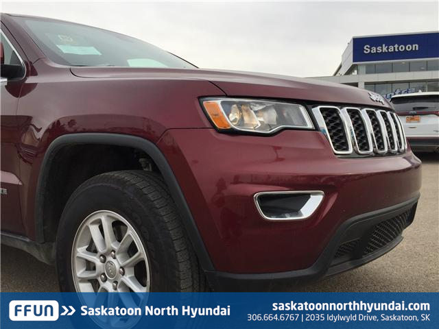 2018 Jeep Grand Cherokee Laredo (Stk: B7261) in Saskatoon - Image 9 of 24