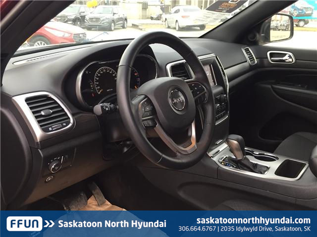 2018 Jeep Grand Cherokee Laredo (Stk: B7261) in Saskatoon - Image 11 of 24