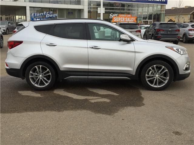 2017 Hyundai Santa Fe Sport 2.0T Ultimate (Stk: B7230) in Saskatoon - Image 2 of 23