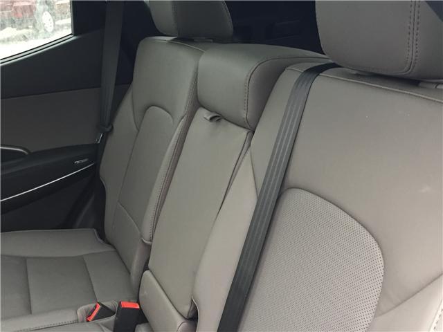 2017 Hyundai Santa Fe Sport 2.0T Ultimate (Stk: B7225) in Saskatoon - Image 16 of 27