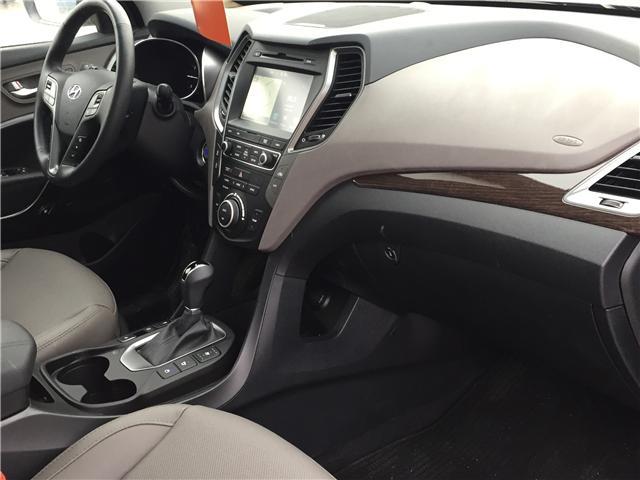 2017 Hyundai Santa Fe Sport 2.0T Ultimate (Stk: B7225) in Saskatoon - Image 17 of 27