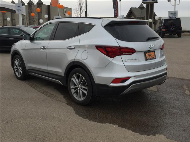 2017 Hyundai Santa Fe Sport 2.0T Ultimate (Stk: B7230) in Saskatoon - Image 5 of 23