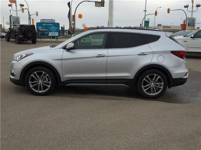 2017 Hyundai Santa Fe Sport 2.0T Ultimate (Stk: B7230) in Saskatoon - Image 6 of 23