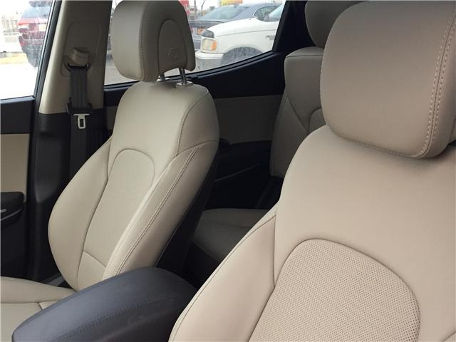 2017 Hyundai Santa Fe Sport 2.0T Ultimate (Stk: B7232) in Saskatoon - Image 13 of 26