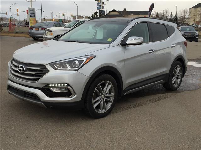 2017 Hyundai Santa Fe Sport 2.0T Ultimate (Stk: B7230) in Saskatoon - Image 7 of 23