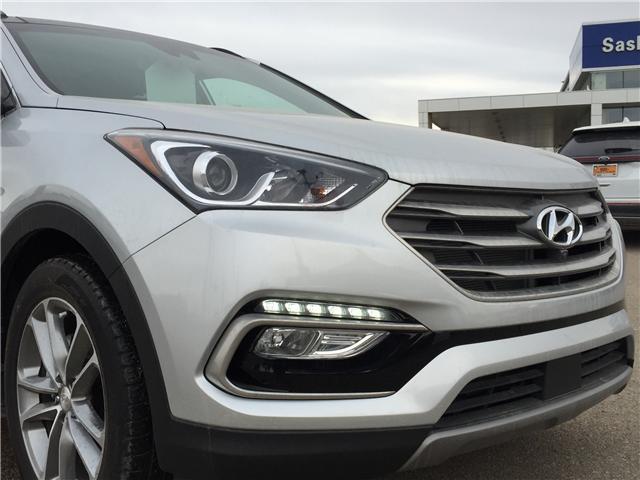 2017 Hyundai Santa Fe Sport 2.0T Ultimate (Stk: B7230) in Saskatoon - Image 9 of 23