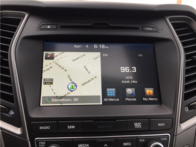 2017 Hyundai Santa Fe Sport 2.0T Ultimate (Stk: B7225) in Saskatoon - Image 21 of 27