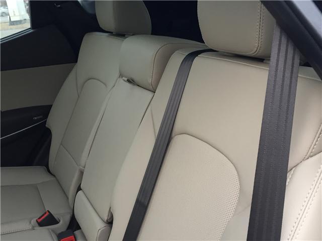 2017 Hyundai Santa Fe Sport 2.0T Ultimate (Stk: B7232) in Saskatoon - Image 16 of 26