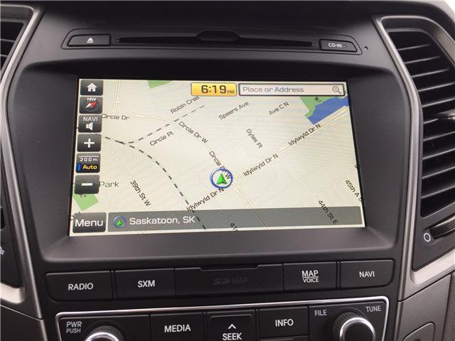 2017 Hyundai Santa Fe Sport 2.0T Ultimate (Stk: B7225) in Saskatoon - Image 22 of 27