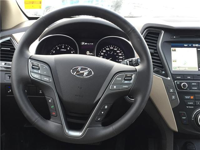 2017 Hyundai Santa Fe Sport 2.0T Ultimate (Stk: B7232) in Saskatoon - Image 17 of 26