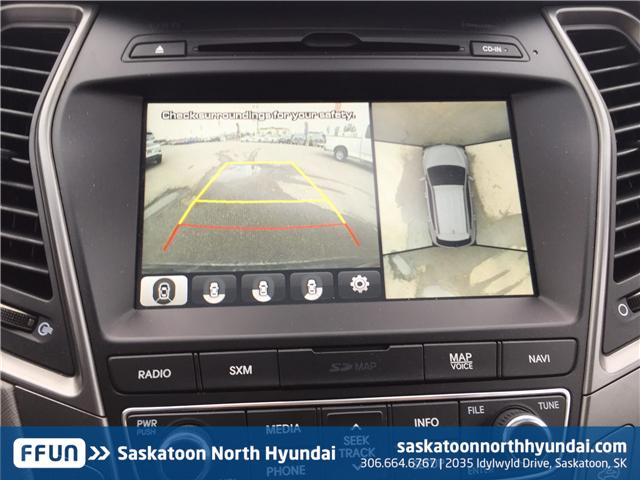 2017 Hyundai Santa Fe Sport 2.0T Ultimate (Stk: B7225) in Saskatoon - Image 23 of 27