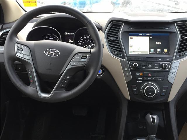 2017 Hyundai Santa Fe Sport 2.0T Ultimate (Stk: B7232) in Saskatoon - Image 18 of 26