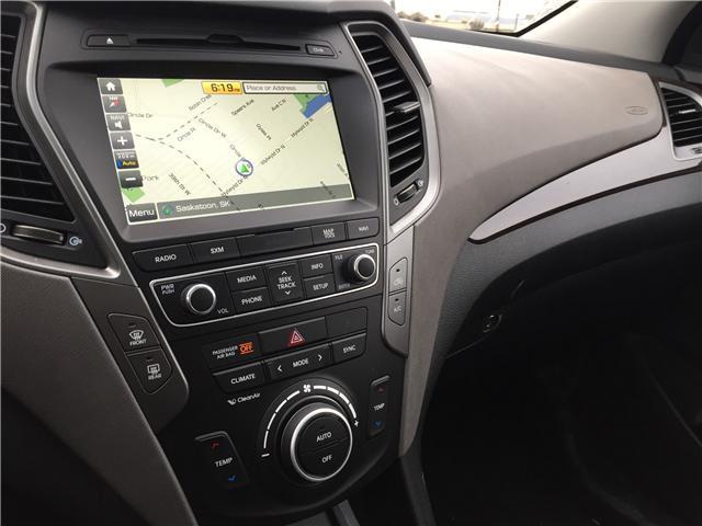 2017 Hyundai Santa Fe Sport 2.0T Ultimate (Stk: B7225) in Saskatoon - Image 26 of 27