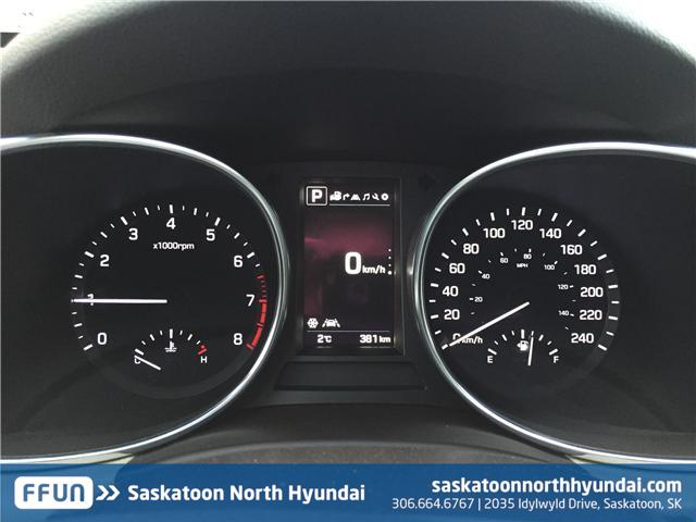 2017 Hyundai Santa Fe Sport 2.0T Ultimate (Stk: B7232) in Saskatoon - Image 19 of 26