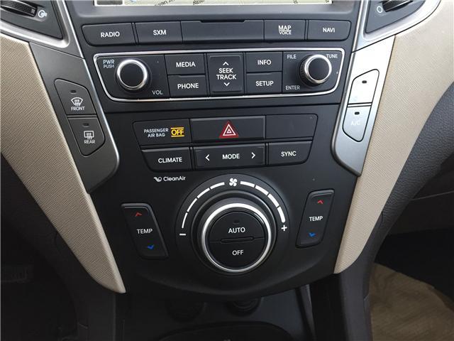 2017 Hyundai Santa Fe Sport 2.0T Ultimate (Stk: B7232) in Saskatoon - Image 23 of 26