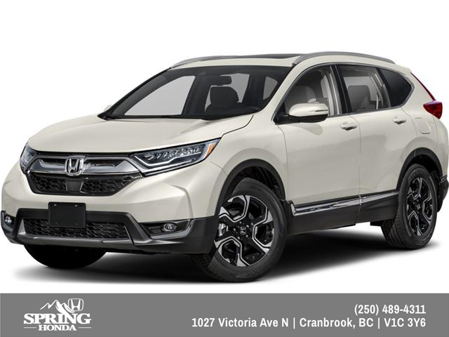 2019 Honda CR-V Touring (Stk: H02458) in North Cranbrook - Image 1 of 9