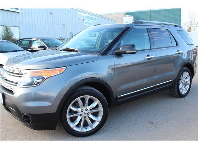 2013 Ford Explorer XLT (Stk: CBK2782) in Regina - Image 1 of 16