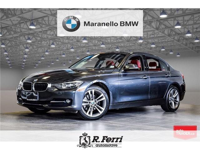 2015 BMW 320i xDrive (Stk: U8441) in Woodbridge - Image 1 of 23