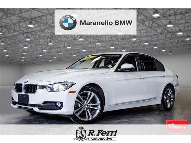 2015 BMW 320i xDrive (Stk: U8445) in Woodbridge - Image 1 of 21
