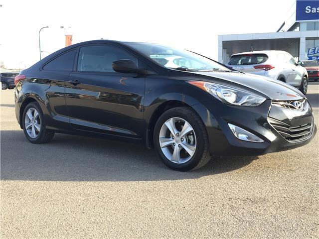 2013 Hyundai Elantra GLS (Stk: 38140A) in Saskatoon - Image 1 of 22