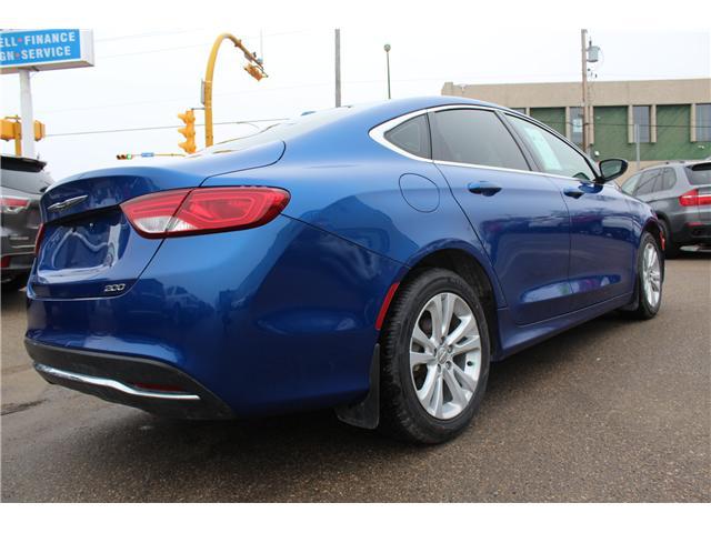 2015 Chrysler 200 Limited (Stk: CC2509) in Regina - Image 5 of 22