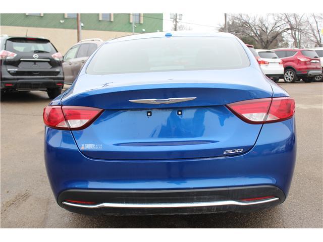 2015 Chrysler 200 Limited (Stk: CC2509) in Regina - Image 4 of 22