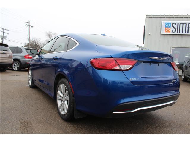 2015 Chrysler 200 Limited (Stk: CC2509) in Regina - Image 3 of 22