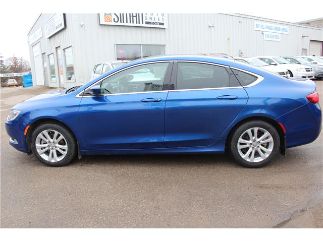 2015 Chrysler 200 Limited (Stk: CC2509) in Regina - Image 2 of 22