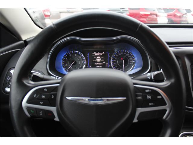 2015 Chrysler 200 Limited (Stk: CC2509) in Regina - Image 11 of 22