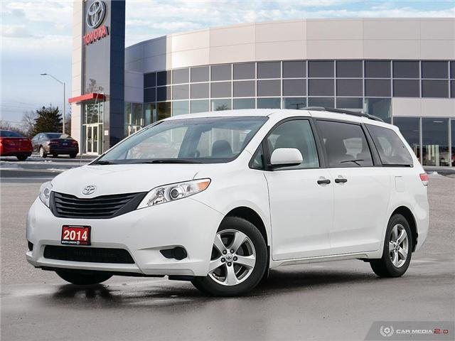 2014 Toyota Sienna 7 Passenger (Stk: U10980) in London - Image 1 of 27
