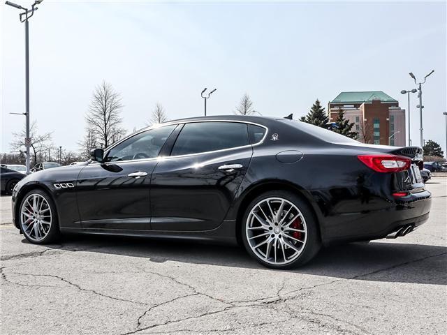 2014 Maserati Quattroporte S Q4 (Stk: U374) in Oakville - Image 7 of 26