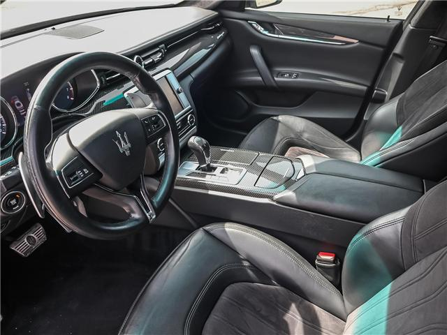 2014 Maserati Quattroporte S Q4 (Stk: U374) in Oakville - Image 10 of 26