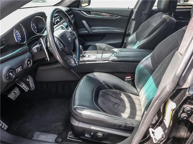 2014 Maserati Quattroporte S Q4 (Stk: U374) in Oakville - Image 11 of 26