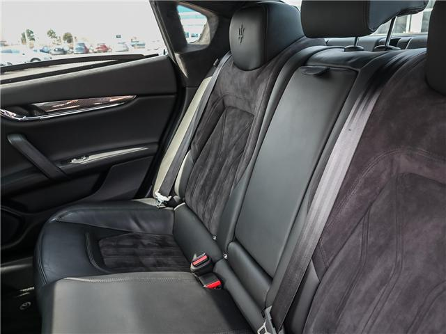2014 Maserati Quattroporte S Q4 (Stk: U374) in Oakville - Image 12 of 26