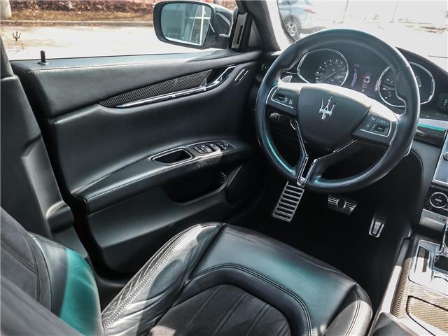 2014 Maserati Quattroporte S Q4 (Stk: U374) in Oakville - Image 14 of 26