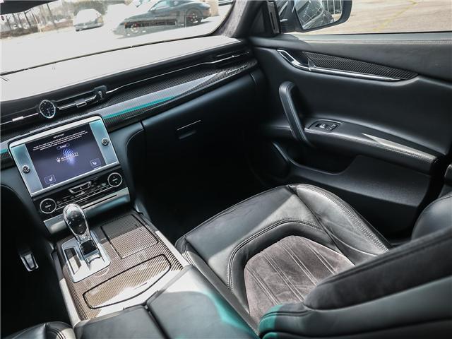 2014 Maserati Quattroporte S Q4 (Stk: U374) in Oakville - Image 16 of 26