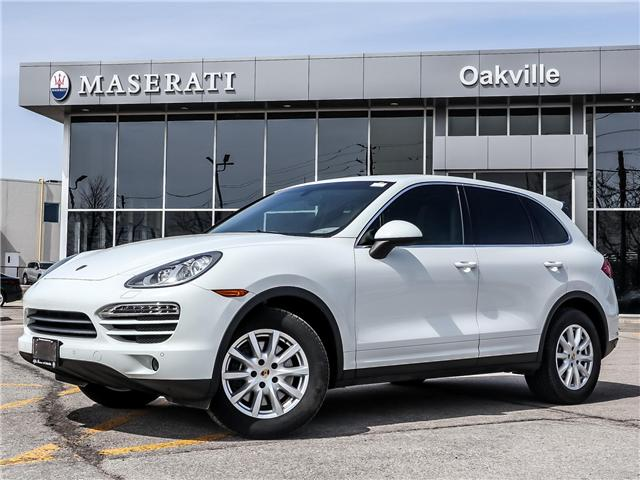 2013 Porsche Cayenne Base (Stk: U381) in Oakville - Image 1 of 25