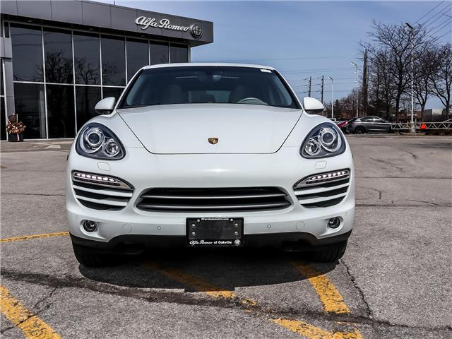 2013 Porsche Cayenne Base (Stk: U381) in Oakville - Image 2 of 25