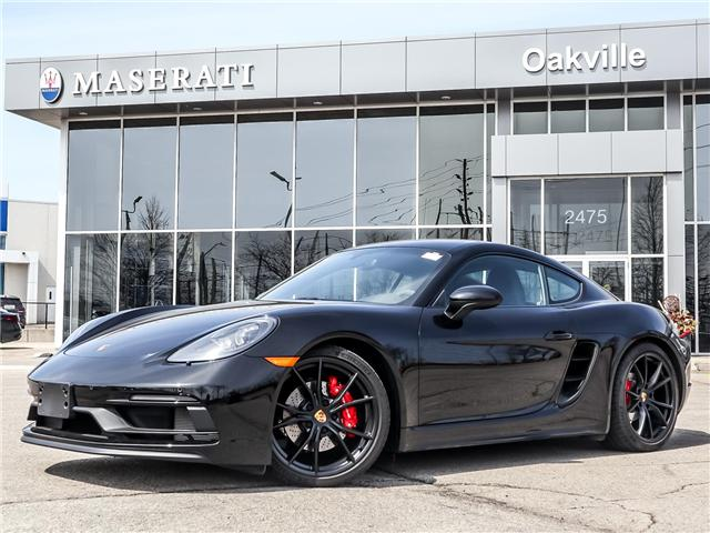 2018 Porsche 718 Cayman GTS (Stk: U383) in Oakville - Image 1 of 24